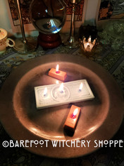 Gold Digger Candle Service for Abundance and Prosperity