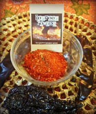 Hotfoot Powder, Hoodoo Curio, Dust, Materia Magica