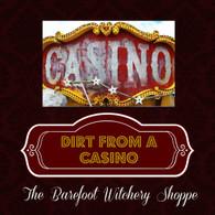 Dirt From A Casino, Curio, Dust, Materia Magica