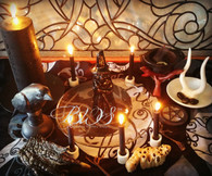 Witch's Spell Breaker Candle Spell Service