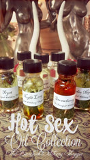Hot Sex Oil Collection