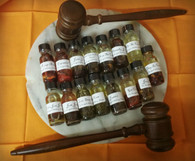 Legal Matters Oil Set