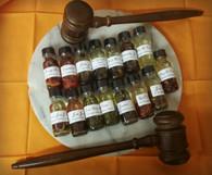 Legal Matters Oil Set