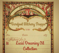 Lucid Dreaming Oil Collection