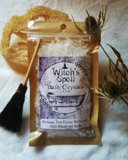 Witch's Spell Bath Crystals