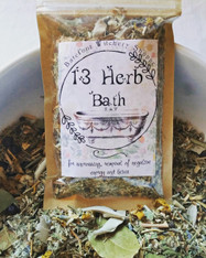 Wholesale Products - Spiritual Baths - The Barefoot Witchery Shoppe
