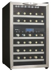 Danby Designer Wine Cooler DWC286BLS