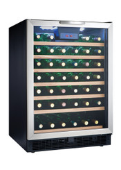 Danby Designer Wine Cooler DWC508BLS