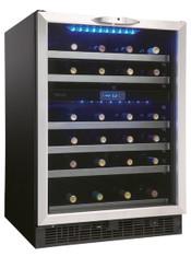 Danby Silhouette Wine Cellar DWC518BLS