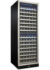 Danby Silhouette Executive Wine Cellar - DWC166BLSRH