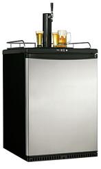 Danby Designer Keg Cooler DKC645BLS
