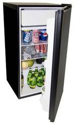 Haier 3.9 Cu. Ft. Onyx Refrigerator/Freezer - HSA04WNCBB