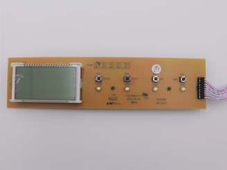 Control PCB for ICM-201SW