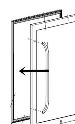 Whynter BWR-462DZ Door Seal