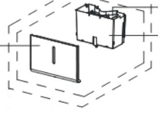 Water Tank for RPD-311DW/RPD-451DW