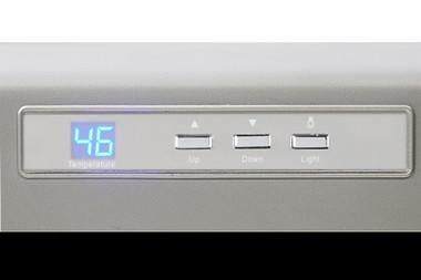 Pcb Temperature Display Board Mirror Type For Wc 16s Wc