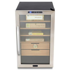 CHC-251S Whynter Stainless Steel 2.5 cu. ft. Cigar Humidor