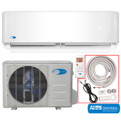 Whynter Air Conditioner Inverter Ductless Mini Split System 9000 BTU Air Conditioner Installation Kit Type 1