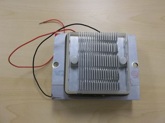 Heat Sink / Cooling System for WC-16S