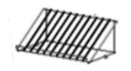 Whynter BWR-1662SD/BWR-1642DZ Display shelf