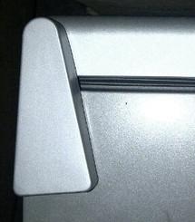 Whynter WC-16/28 Door Hinge Cover (Black Display Model)