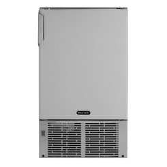"""MIM-14231SS Whynter 14"""" Undercounter Automatic Stainless Steel Marine Ice Maker 23lb Daily Output"""