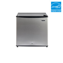 CUF-112SS Whynter 1.1 cu. ft. Energy Star Upright Freezer with Lock – Stainless Steel