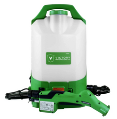 Victory Cordless Electrostatic Backpack Sprayer VP300ES - NEW Complete Set