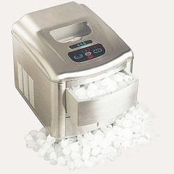 Whynter SNO Portable Ice Maker - Stainless Steel Series