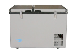 FM-62DZ Whynter 62 Quart Dual Zone Portable Fridge/ Freezer