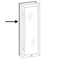 Whynter BWR-18SD Door Seal (BWR-18RDS)