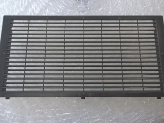 Intake grille ( outer frame back panel) for Whynter ARC-14S/ARC-14SH/ARC-141BG/ARC-143MX