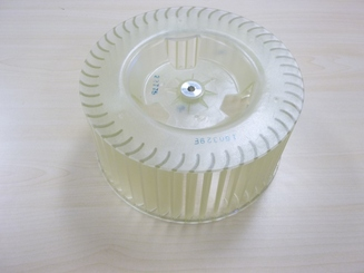 Blower WHEEL/EXHAUST FAN (lower fan - yellow colored) for ARC-12SD/ARC-14S/ARC-14SH/ARC-141BG/ARC-143MX