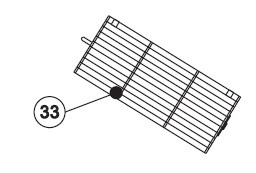 Whynter ARC-12S Part 33 (ARC-12SDP33)