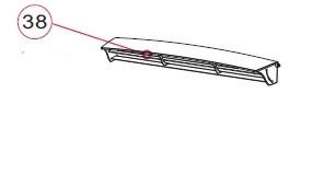 Whynter ARC-12SD/H Air Deflector Part (ARC-12SDAD)