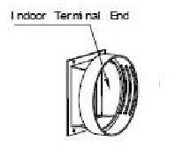 Whynter ARC-10D Unit Hose Connector End Part