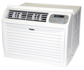 Haier 10,000 BTU Electronic Control Air Conditioner - HWR10XCJ