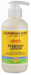 California Baby Everyday Lotion Calendula -- 6.5 fl oz