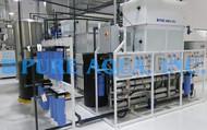 محطة تنقية مياه لصناعة أجزاء السيارات 2X10,000 GPD - المكسيك