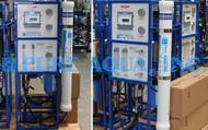 التناضح العكسي للمياه المالحة 5X1,500 GPD- الإمارات العربية المتحدة