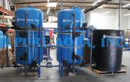 نظام إزالة عسر المياه - الكويت