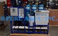 محطة تناضح عكسي لإزالة الزرنيخ من المياه أمريكا 3000 جالون في اليوم