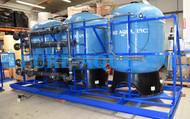 نظام أجهزة فلترة المياه لإزالة الشوائب - الولايات المتحدة