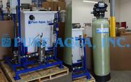 نظام تحلية مياه البحر لغرض الشرب 3,800 جالون في اليوم - برمودا