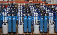 محطة لمعالجة المياه الجوفية بالتناضح العكسي - سيريلانكا