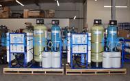 نظام تناضح عكسي لمعالجة مياه الشرب - الفلبين
