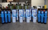أجهزة معالجة المياه الجوفية بالتناضح العكسي 4 وحدة 1,500 جالون في اليوم - سيريلانكا