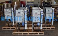 منظومة التناضح العكسي لمياه الشرب 10 جهاز 1,800 جالون في اليوم - ماليزيا
