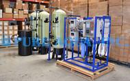 نظام تناضح عكسي لمياه الصنبور مضاد للإنفجار 12,000 غالون فى اليوم - الولايات المتحدة