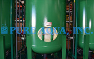نظام فلاتر مياه رباعي مثبتة على شاصي مشترك 300 جالون في الدقيقة - الولايات المتحدة
